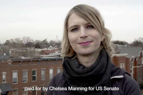 Chelsea Manning draws little attention in Md. Senate race
