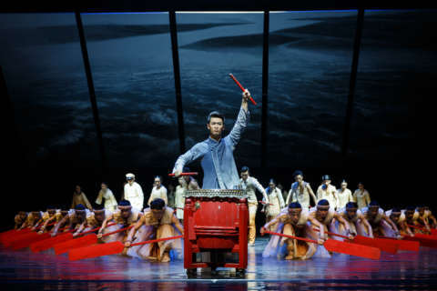 A forbidden love and the song that inspired a nation: Experience Dragon Boat Racing at the Kennedy Center
