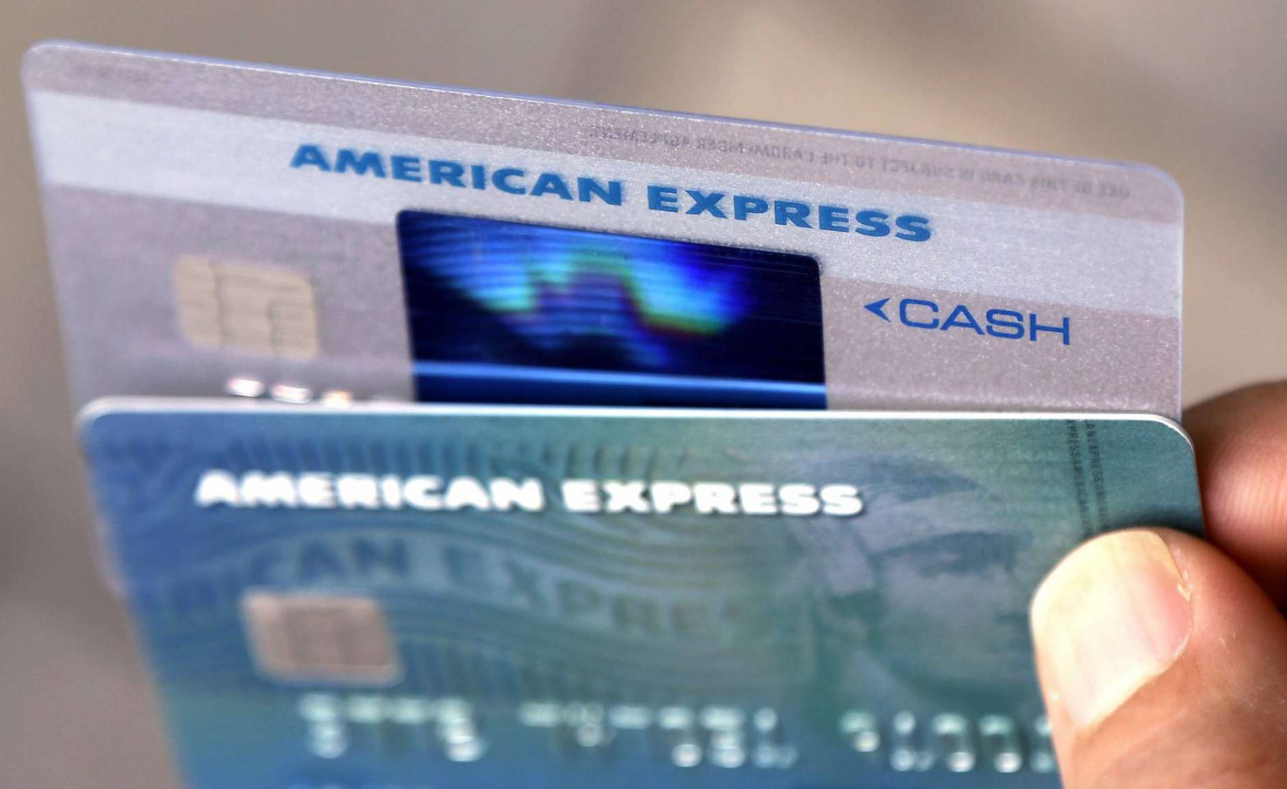 American Express posts $1.2 billion loss due to new tax law | WTOP