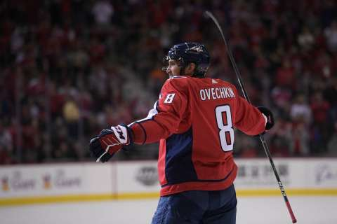 Capital achievement: Ovechkin scores 600th career goal