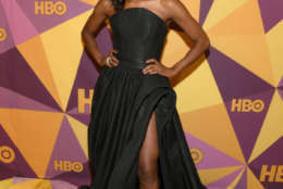 LOS ANGELES, CA - JANUARY 07:  Actor Yvonne Orji attends HBO's Official Golden Globe Awards After Party at Circa 55 Restaurant on January 7, 2018 in Los Angeles, California.  (Photo by Emma McIntyre/Getty Images)