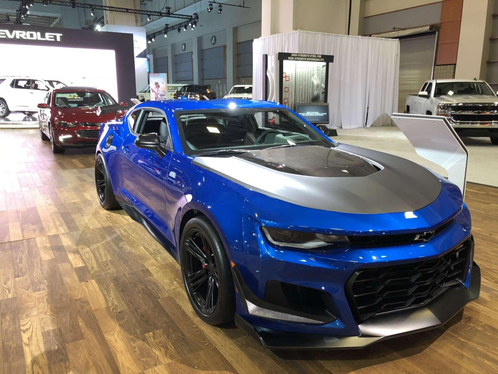 Auto Show Gives Car Shoppers Unique Chance To Kick Tires WTOP - Washington dc car show 2018