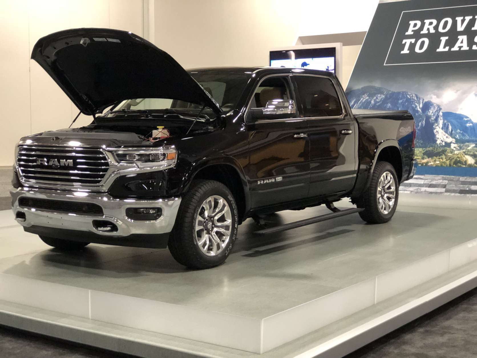 2019 Dodge Ram (WTOP/Mike Parris)