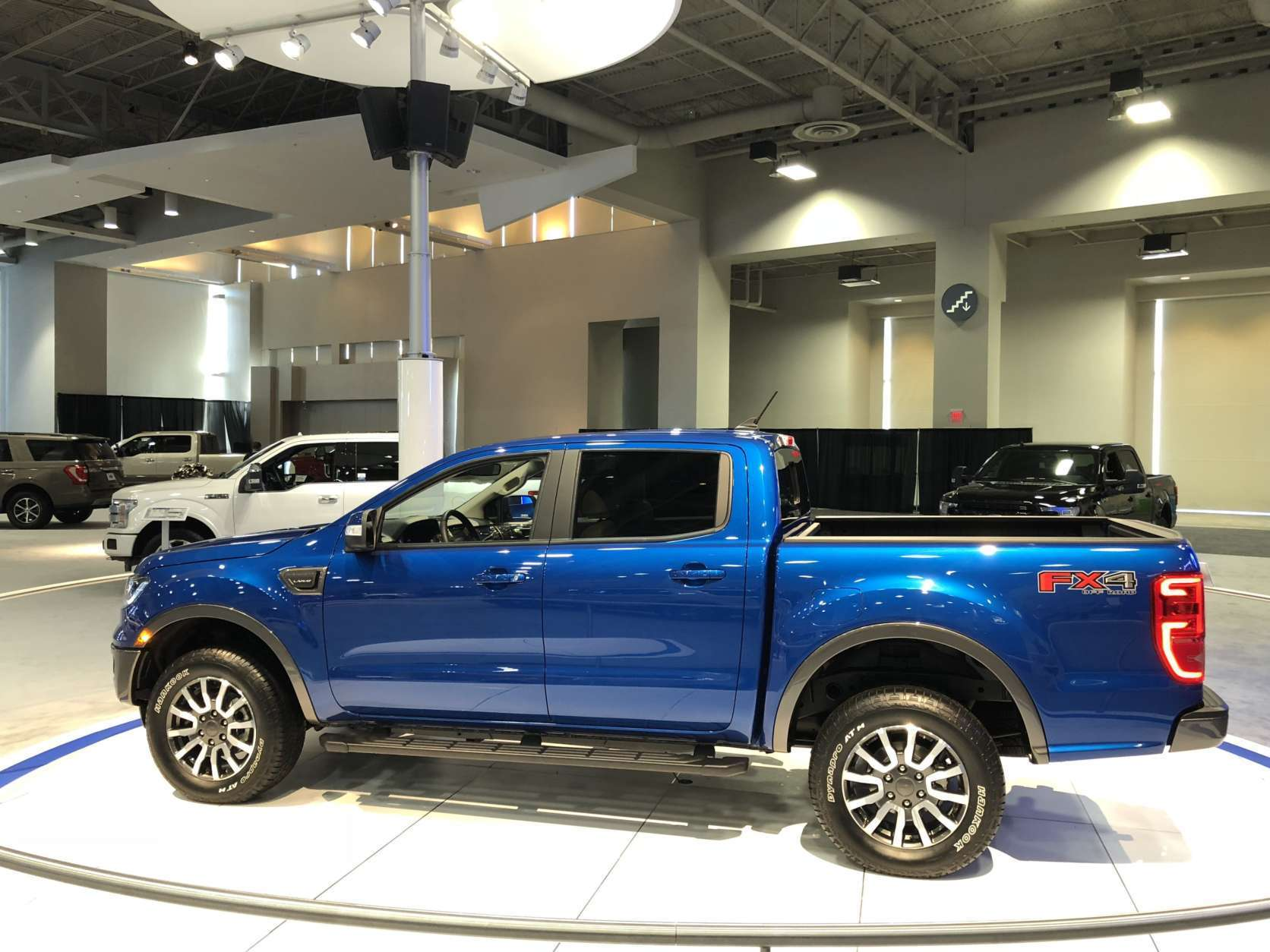 2019 Ford Ranger (WTOP/Mike Parris)