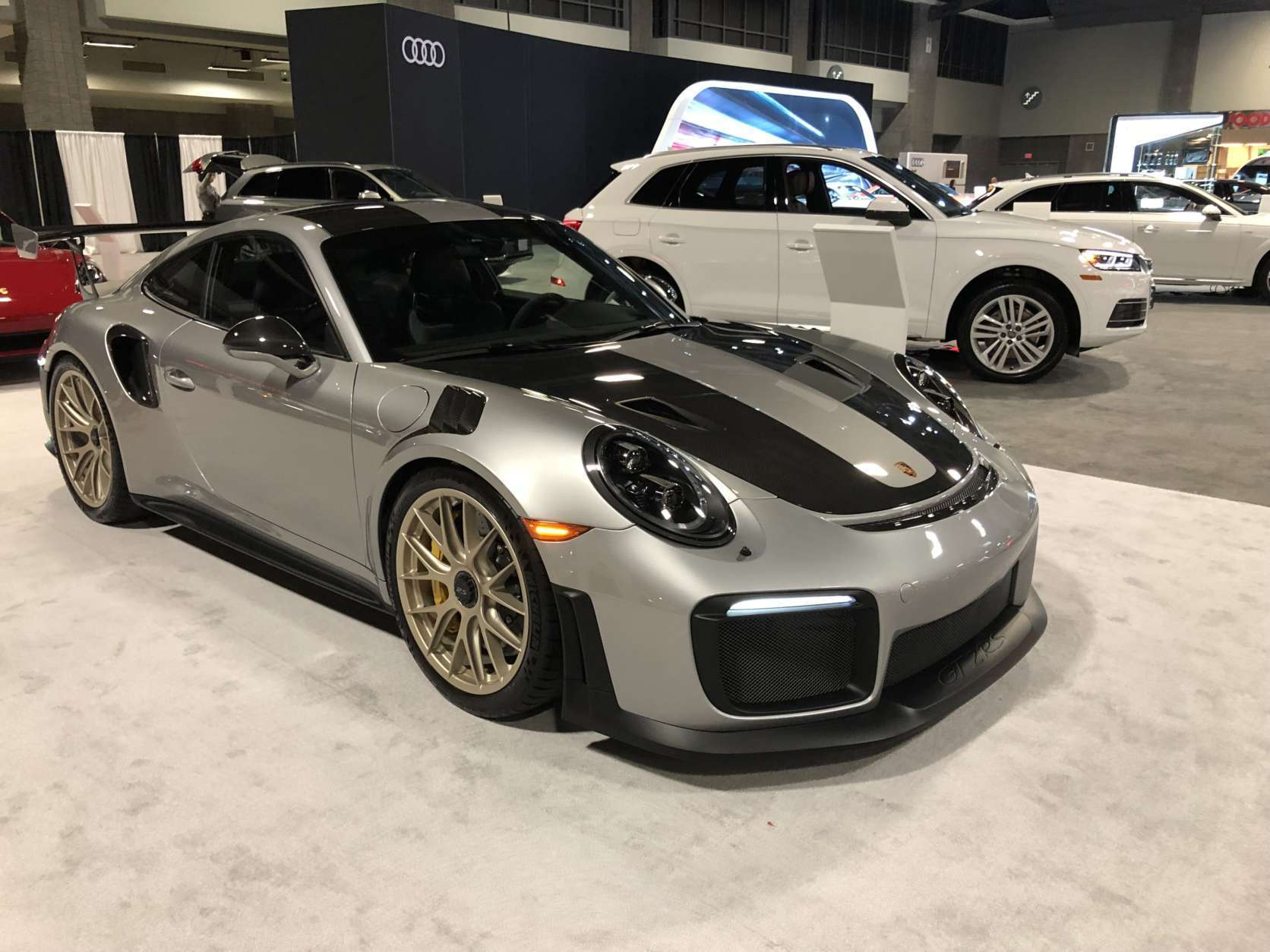 Porsche 911 GT2RS  (WTOP/Mike Parris)