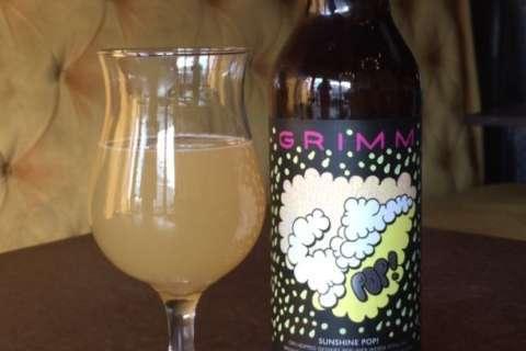 Beer of the Week: Grimm Sunshine Pop! Dessert Berliner Weisse