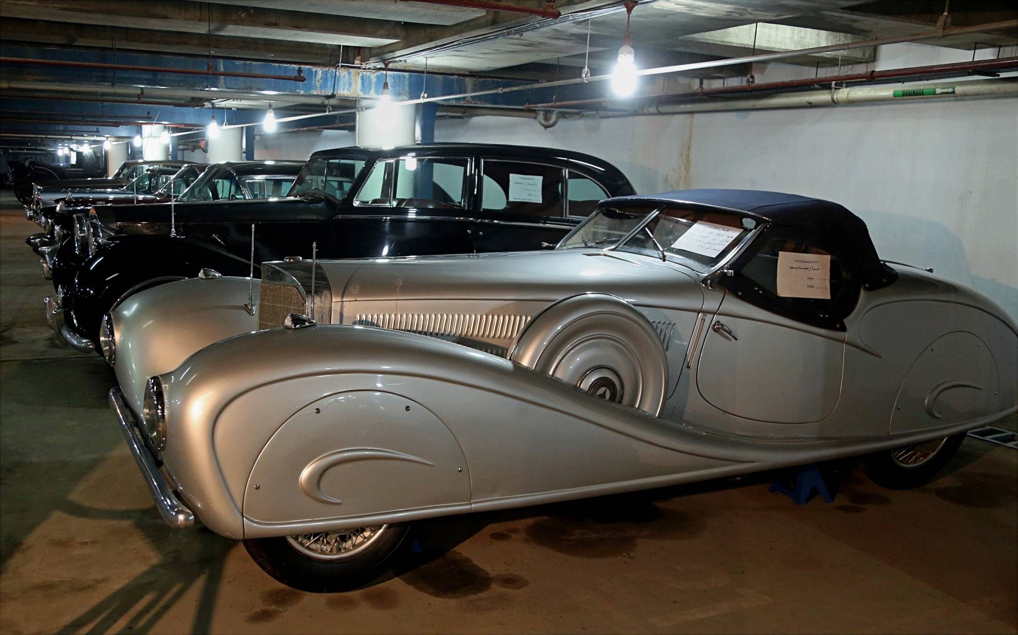 Optimism in Iraq fuels revived interest in classic cars | WTOP