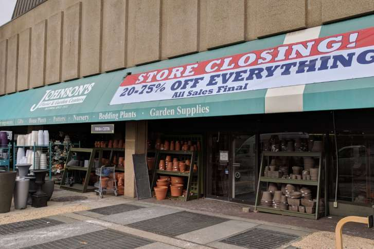 The Johnson S Florist And Garden Center On Wisconsin Avenue In Northwest D C Is Closing Wtop Brandon Millman