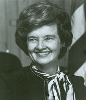 Marjorie Sewell Holt. (Courtesy U.S. House of Representatives)