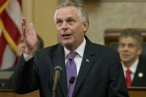 McAuliffe leaves office headed for campaign trails, proud of record
