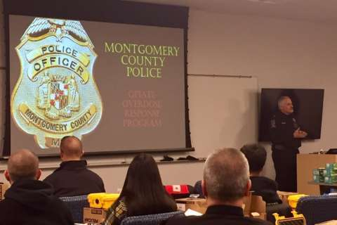 Opioid-response training expanded for Montgomery Co. officers