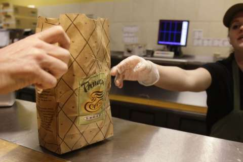 Panera recalls cream cheese nationwide over fears of listeria