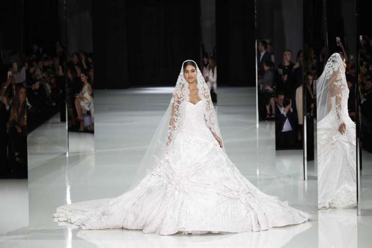 Dior gets surreal as stars talk Time\'s Up at Paris couture | WTOP