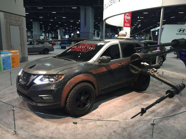 Road To The Future Washington Auto Show Celebrates The New WTOP - Washington car show