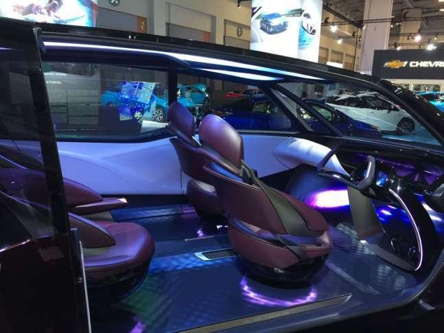 Road To The Future Washington Auto Show Celebrates The New WTOP - Washington car show discount tickets