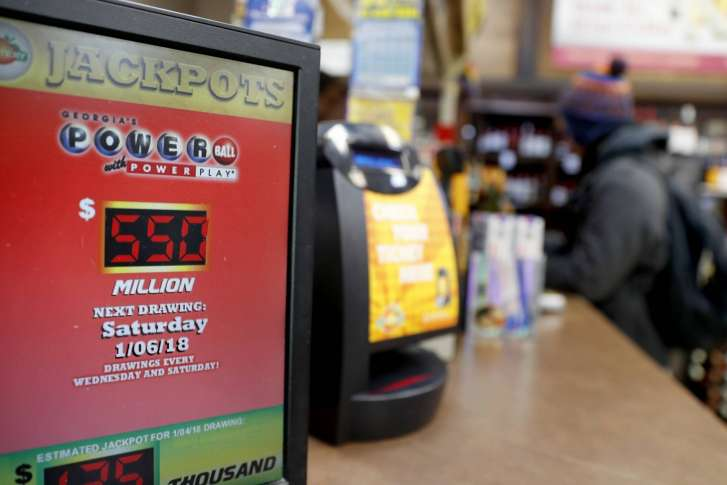 The Latest Numbers Drawn For 570m Powerball Jackpot Wtop
