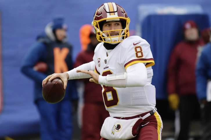 Washington will consider placing franchise tag on Kirk Cousins""