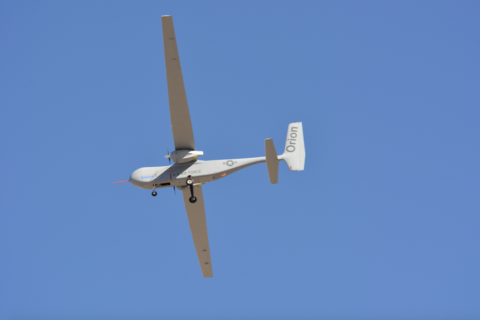 Manassas company's record-setting unmanned aircraft gets Air Force funding