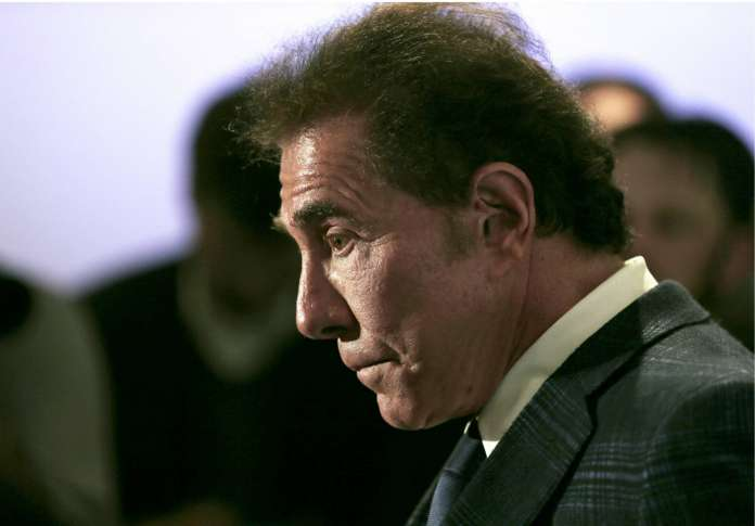 Gambling regulators in 2 states reviewing Wynn allegations