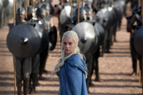 All men must wait: A long winter for final 'Game of Thrones' season