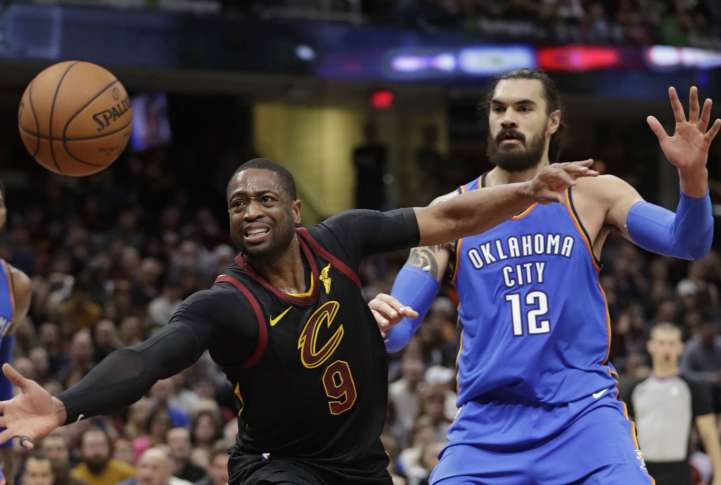 'King' James closes in on milestone as Cavs host Thunder