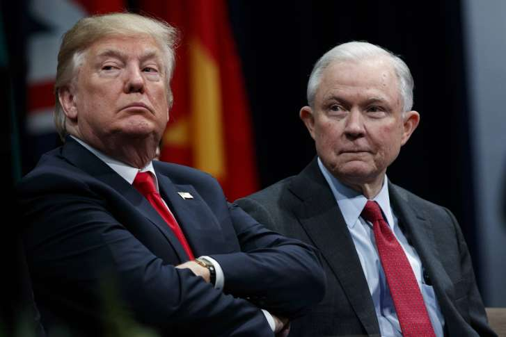 Multiple Trump officials pressed Sessions not to recuse self from Russian Federation probe