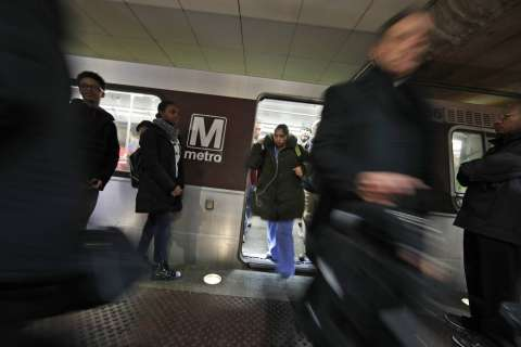 New bill in Congress promises more money for Metro if…