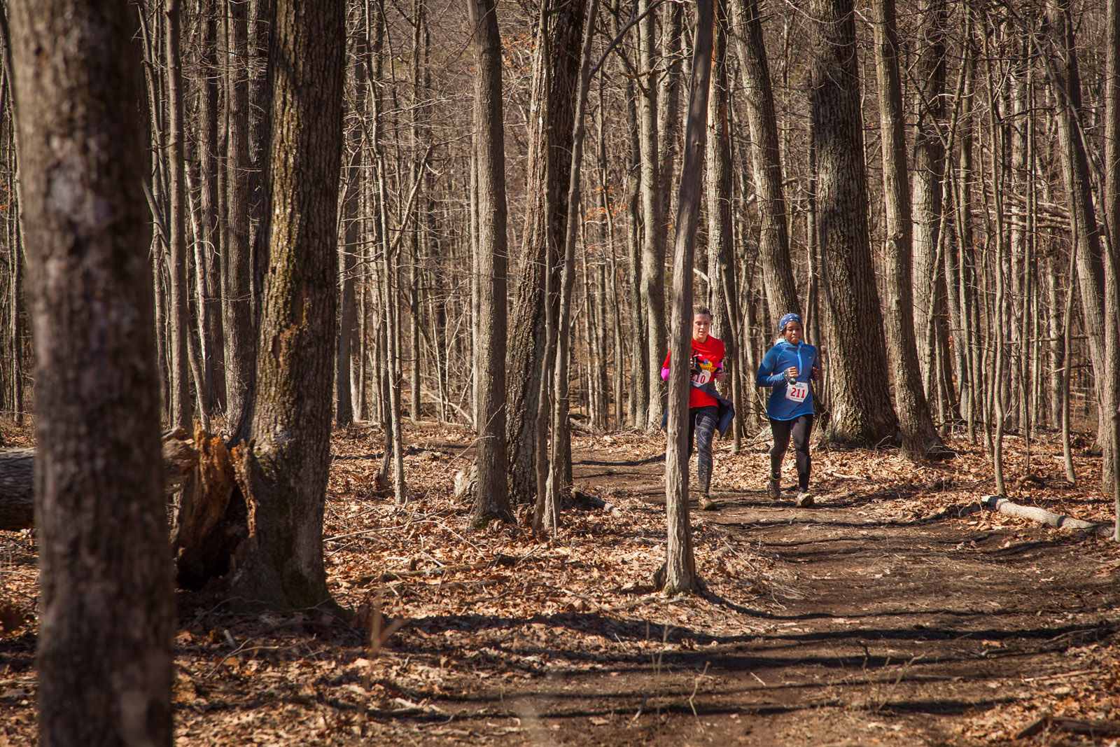 Willowsford also has more than 40 miles of trails. (Courtesy Willowsford)