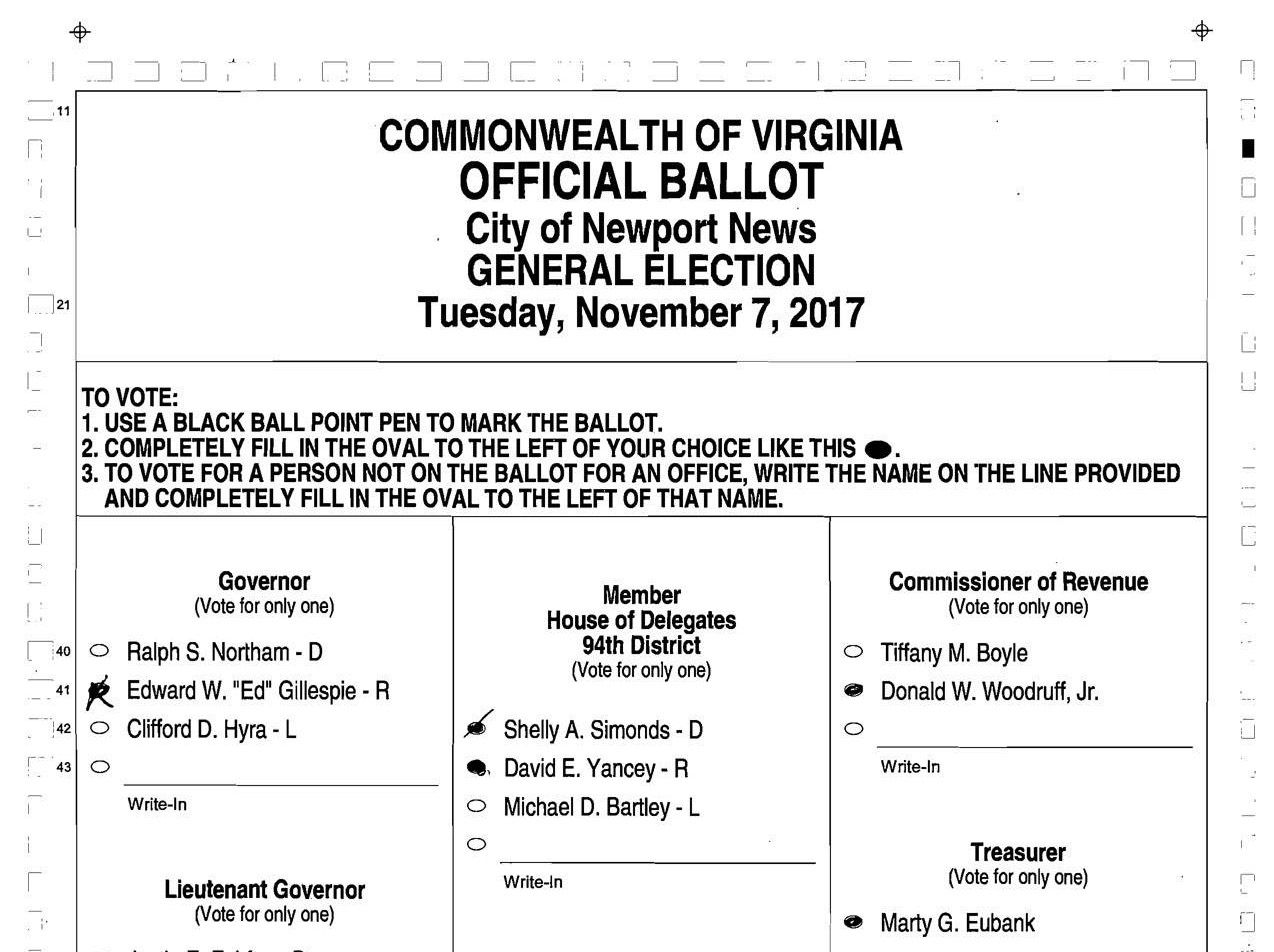 GOP incumbent wins random drawing in Virginia House race