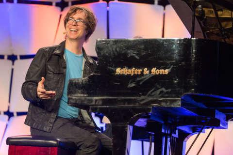 Ben Folds' 'declassifies' the Kennedy Center with Sara Bareilles, Jon Batiste