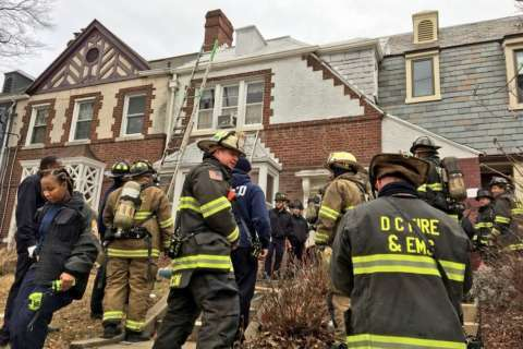 Woman critically hurt in DC house fire; hoarding hinders fire crews