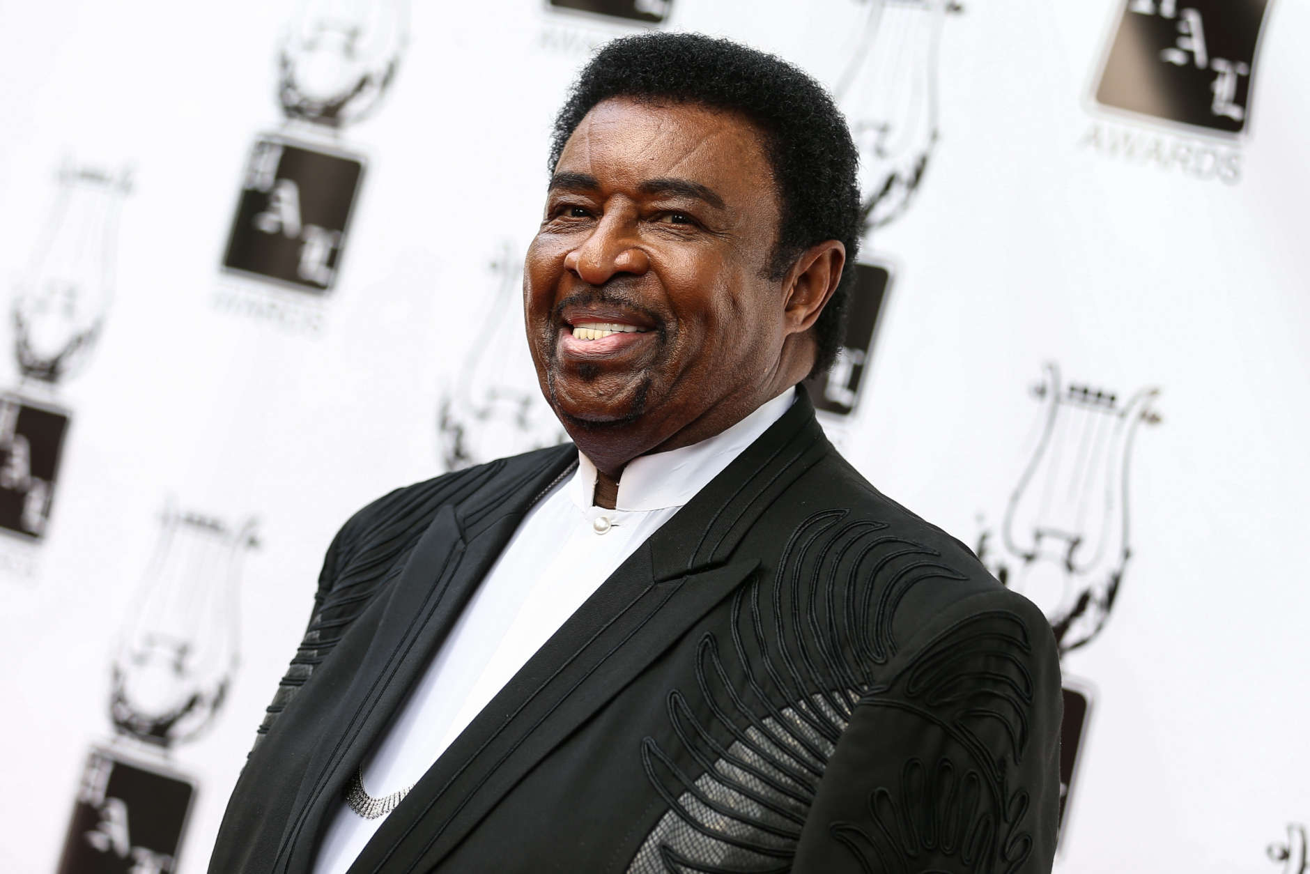 Dennis Edwards attends the 26th Annual Heroes and Legends Awards held at The Beverly Hills Hotel on Sunday, Sept. 27, 2015, in Beverly Hills, Calif. (Photo by John Salangsang/Invision/AP)