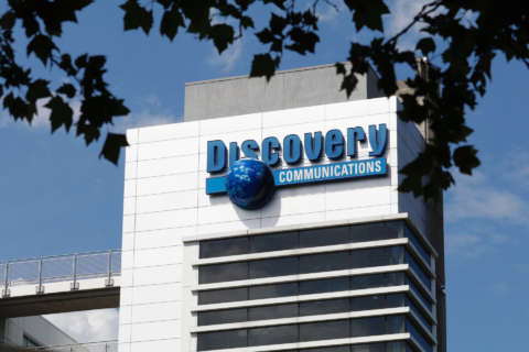 Discovery leaving Silver Spring for New York
