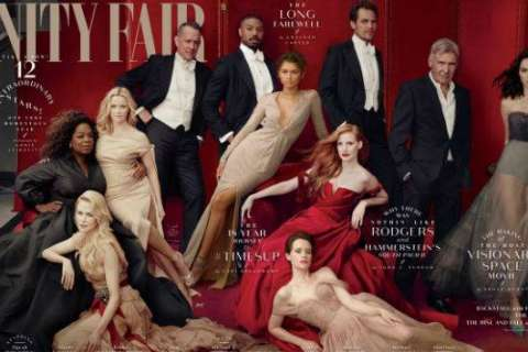 """Extra, extra! """"Vanity Fair"""" Photoshop fail gives Oprah three hands, Reese Witherspoon three legs"""