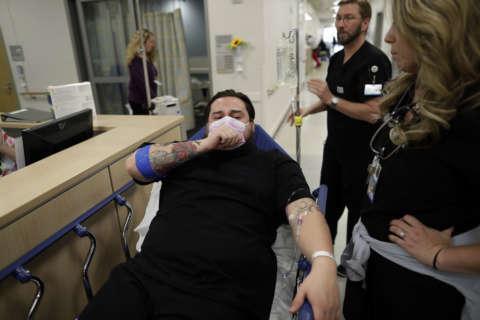 Hospitals in Montgomery Co. turn away visitors amid harsh flu season