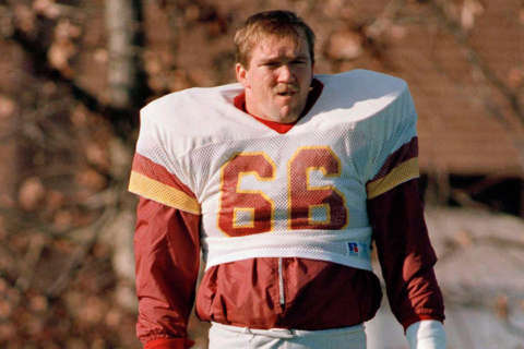Former Redskins tackle among Pro Football Hall of Fame finalists