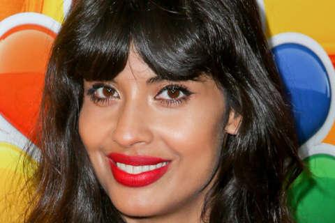 Q&A: Jameela Jamil enters sitcom heaven in NBC's 'The Good Place'