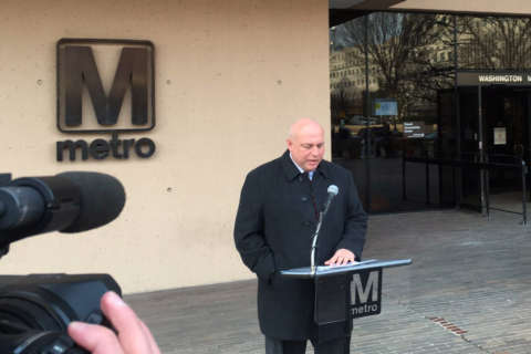 Metro: Red Line track inspected 5 days before train derailed