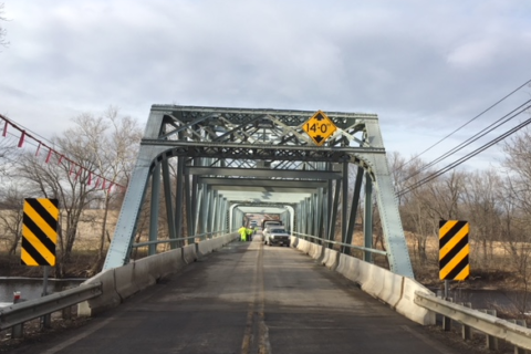 Frederick Co. bridge reopens earlier than expected after emergency repairs