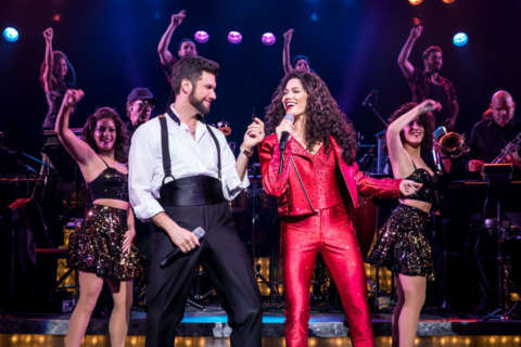'On Your Feet' brings Gloria Estefan's inspiring life story to Kennedy Center