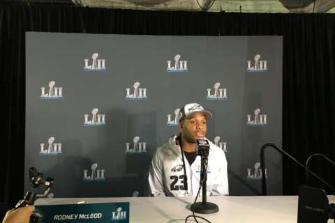 Experience at Md. high school propelled Rodney McLeod to Super Bowl