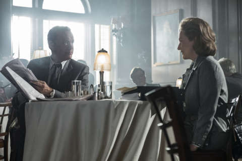 Movie Review: Spielberg's 'The Post' is timely, rousing defense of a free press
