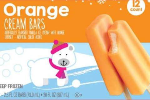 Giant recalls ice cream bars for listeria risk