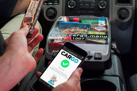 Cargo: Ride-hailing for riders with the munchies