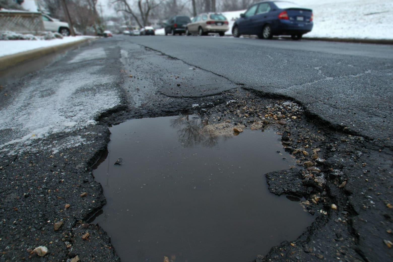 DC repaving projects for smoother roads benefit from drier weather