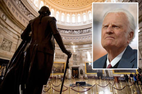 Paying your respects to Rev. Billy Graham at the Capitol? Here's what you need to know
