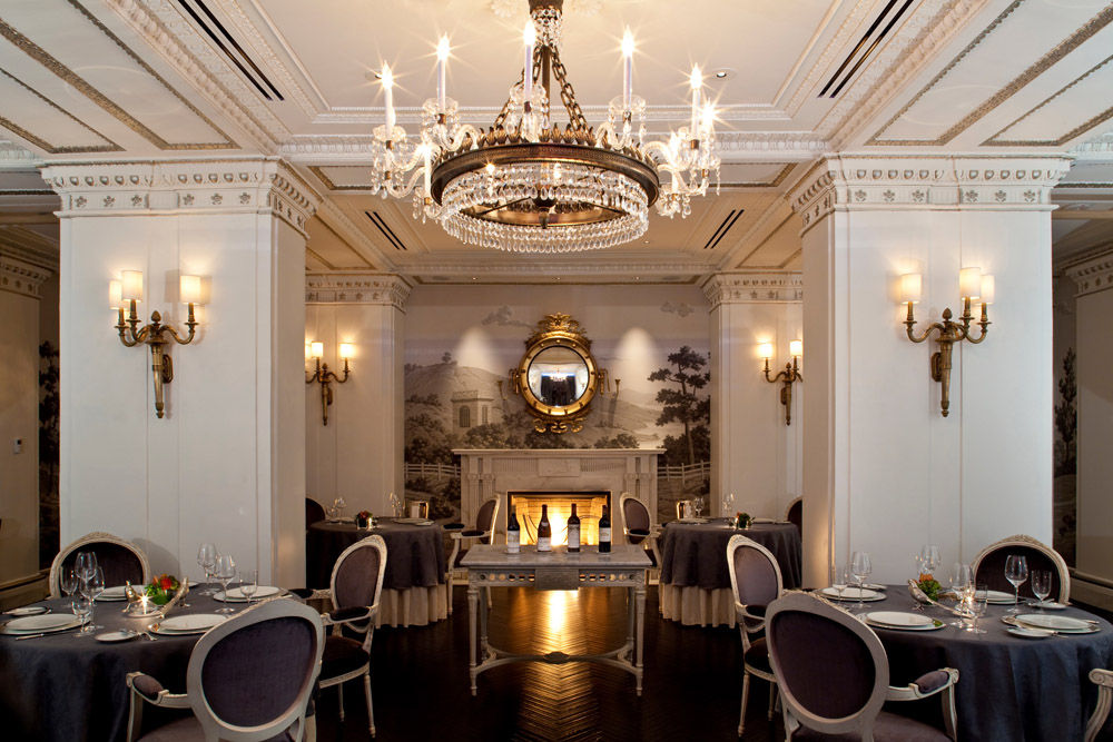the Jefferson's decor is described as traditional. (Courtesy U.S. News)