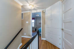 The upstairs hallway. (Courtesy Sean Shanahan