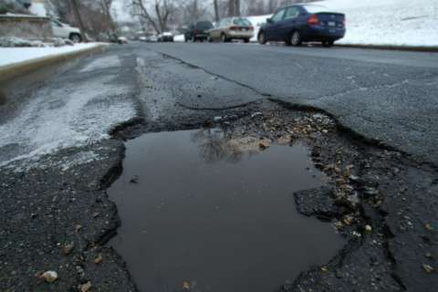 Hit a pothole? DC might pay for repairs