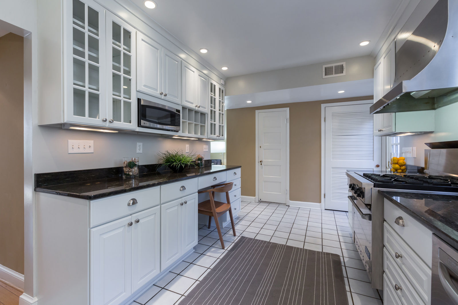 The kitchen of the home. (Courtesy Sean Shanahan)
